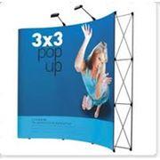 Pop-up рекламные конструкции фото