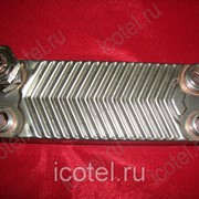 Теплообменник ГВС Vaillant Turbomax ( артикул 064950) фото