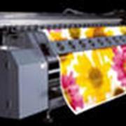 Печать баннера фото