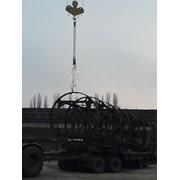 Металлоконструкции. Катушка для резервуара. фото