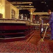 Химическая чистка ковровых покрытий. Киев фото