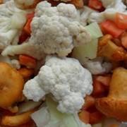 Смесь «СОЛЯНКА ГРИБНАЯ » из быстрозамороженных овощей фото