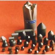 Изделия твердосплавные для бурового инструмента. фото