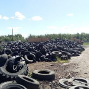 Утилизация и переработка шин фото