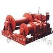 Лебедки электрические маневровые ТЛ-8Б, ТЛ-8М, ТЛ-10М, ТЛ-15М фото