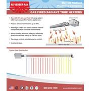 Обслуживание газовых инфракрасных обогревателей фото
