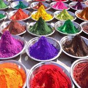 Пигменты для красок фото
