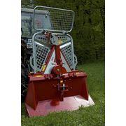 Лесозаготовительная трелёвочная лебедка EGV45A фото