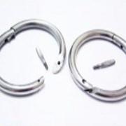 Кольцо для носа быков 3 (из нержавеющей стали ) MI-316 фото