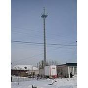 Башня сотовой связи облегченная Н=40м фото