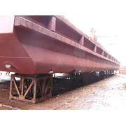Понтоны причала ПМ 61М(причал плавучий металлический)два понтонадлина 36 м ширина 8.2м фото