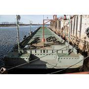 Плавучий металлический причал Пр. ПМ-61М фото