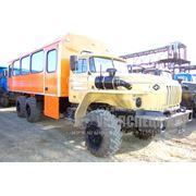 Автобусы вахтовые Урал фото