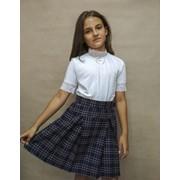 Блузка детская - кулирка - лайкра фото