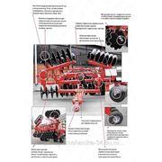 Борона дисковая тяжелая БДТ-720 ВОССТАНОВЛЕННАЯ фото