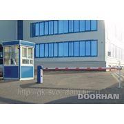 Шлагбаум электро—механический DoorHan Barrier-4000 со стрелой 4м. фото