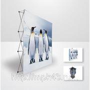 Мобильный стенд Pop - Up, 230*230 фото