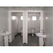 Туалеты модульные фото