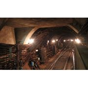 Оборудование для строительства метрополитенов фото