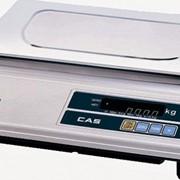 Торговые весы электронные CAS AD-10 фото
