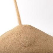 Песок сухой кварцевый фото