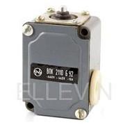 Выключатель путевой ВПК-2110 БУ2 (толкатель) фото
