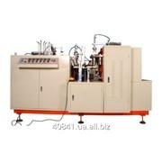Машина для производства бумажных стаканов из картона с односторонней ламинацией WL-H12 фото