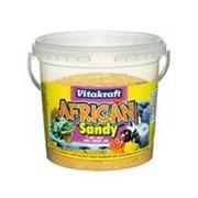 Песок для африканских попугаев Vitakraft 2 кг фото