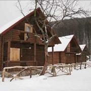 Зимний отдых в Карпатах,Туристический комплекс Богольвар фото