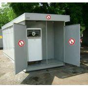 Автозаправочная станция контейнерного типа фото