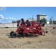 Агрегат комбинированный почвообрабатывающий АКШ-3,6 фото