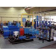 Оборудование для автомобильной газонаполнительной компрессорной станции (АГНКС) (метан) фото