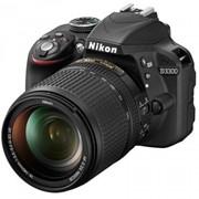 Цифровой фотоаппарат Nikon D3300 + 18-140mm black (VBA390KV12) фото