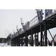 Нефтеналивное оборудование для железнодорожных эстакад фото