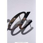 Буквы объемные рекламные фото