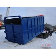 Бункеры для мультилифов под мусор фото