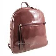 Рюкзак молодежный из натуральной кожи, модель 10016 фото