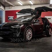 Tesla Model Х фото