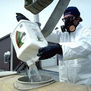 Утилизация кислот, щелочей (основ), других продуктов химического производства фото
