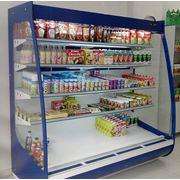 Горка холодильная демонстрационная фото