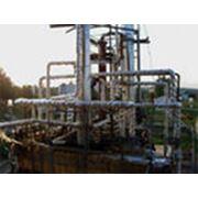 Установка переработки нефти фото