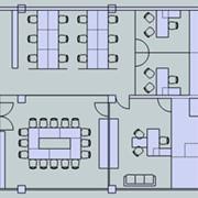 Офисные помещения: планировка, дизайн фото