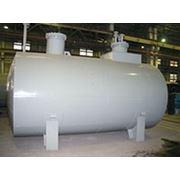 Резервуары горизонтальные двустенные цилиндрические РГСД фото