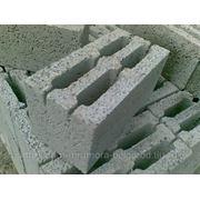 Блок керамзитобетонный М100 в Белгороде фото