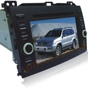 Штатное головное устройство для Toyota Prado фото