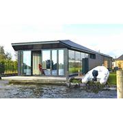 Понтоны для плавучих домов фото