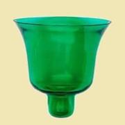 Лампада №6 (зеленая). Арт.Ст.772 фото