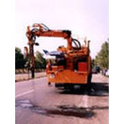 Машины для строительства автомобильных дорог фото