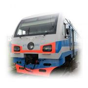 Дизель-Поезд ДТ1 фото