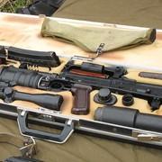 Оружие огнестрельное нарезное фото